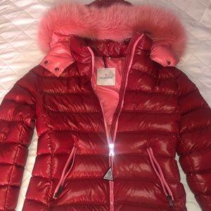 Size 2-4 Moncler Coat